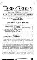 Tariff Reform PDF