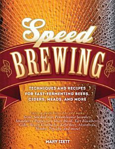 Speed Brewing Book