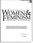 New Books on Women & Feminism