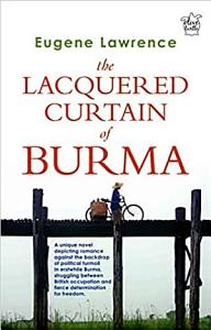 The Lacquered Curtain of Burma Book
