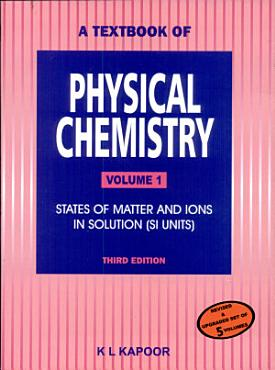 A Textbook of Physical Chemistry PDF