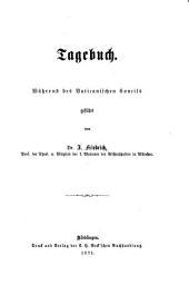 Tagebuch während des vaticanischen Concils