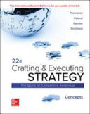 ISE Crafting and Executing Strategy  Concepts