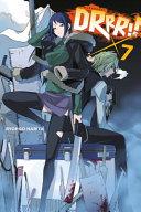 Durarara    Vol  7  light novel  PDF