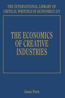 The Economics Of Creative Industries Book PDF