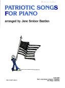 Patriotic Songs for Piano PDF