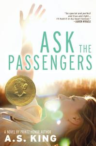 Ask the Passengers Book