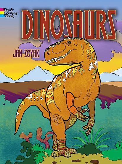 Dinosaurs Coloring Book PDF