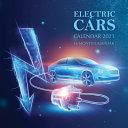 Electric Cars Calendar 2021