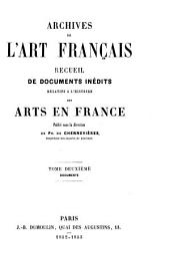 Nouvelles recherches sur la vie et les ouvrages d'Eustache: Le Sueur