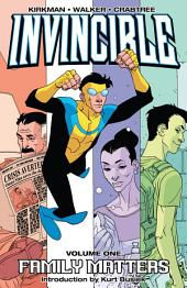 Invincible Vol. 1: Family Matters