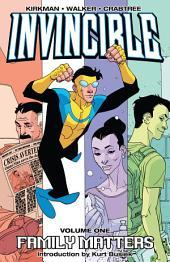 Invincible Vol. 1: Family Matters