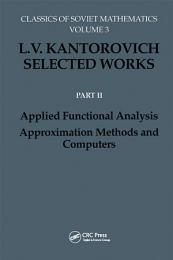 Applied Functional Analysis. Approximation Methods and Computers