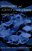 Philosophy and Science as Modes of Knowing