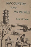 Download My Country and My People Book
