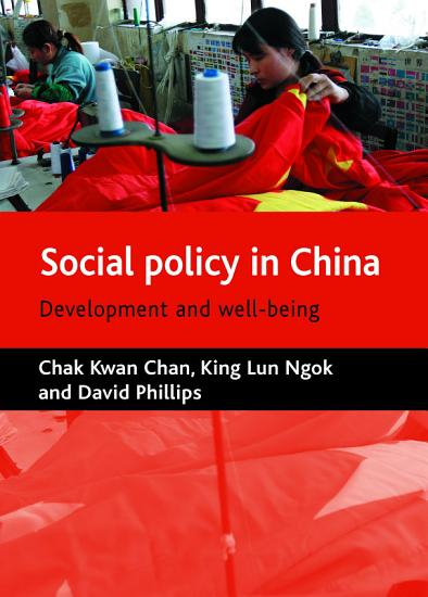 Social Policy in China PDF