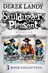 Skulduggery Pleasant:: Books 1-3