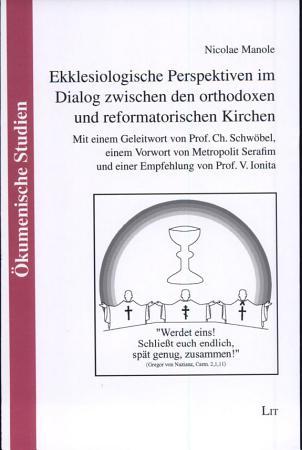 Ekklesiologische Perspektiven im Dialog zwischen den orthodoxen und reformatorischen Kirchen PDF