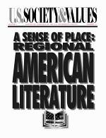 A Sense of Place: Regional American Literature