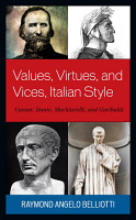 Values  Virtues  and Vices  Italian Style PDF