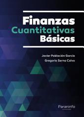 Finanzas cuantitativas básicas