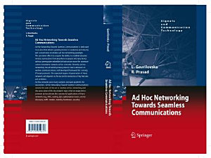 Ad Hoc Networking Towards Seamless Communications PDF