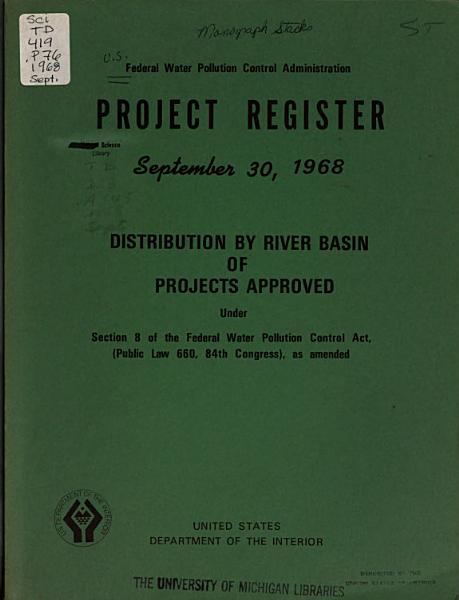 Download Project Register Book