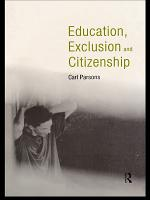 Education  Exclusion and Citizenship PDF