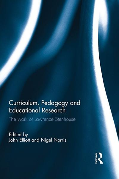 Curriculum  Pedagogy and Educational Research PDF