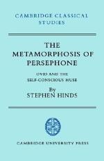 The Metamorphosis of Persephone