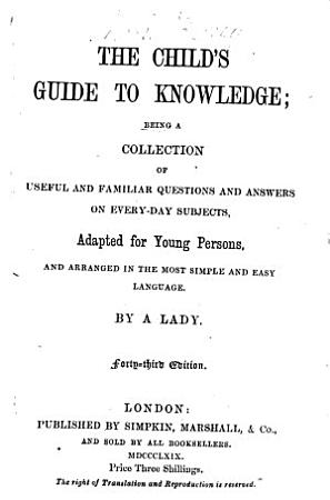 The Child s Guide to Knowledge PDF