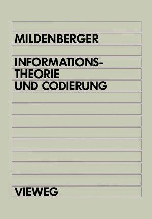 Informationstheorie und Codierung PDF