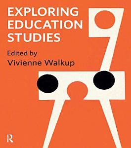 Exploring Education Studies PDF