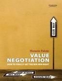 Value Negotiation