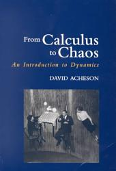 From Calculus to Chaos PDF