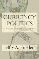 Currency Politics PDF