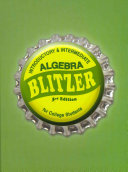 Introductory and Intermediate Algebra for College Students Plus MyMathLab Student Access Kit