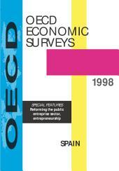 OECD Economic Surveys: Spain 1998