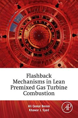Flashback Mechanisms in Lean Premixed Gas Turbine Combustion