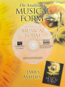 Analysis of Musical Form PDF