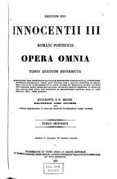 Patrologiae latina cursus completus ... series secunda: Volume 215