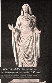 Bullettino della Commissione archeologica comunale di Roma: Volume 30