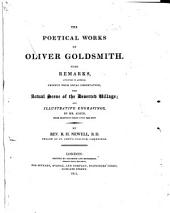 The poetical works of Oliver Goldsmith