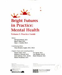 Bright Futures in Practice  Practice guide