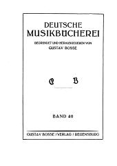 Schriften über Musik, im Rahmen seiner Ästhetik