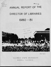 Annual Report of the Director of Libraries PDF