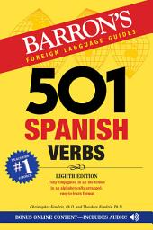 501 Spanish Verbs, 8th edition
