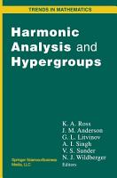 Harmonic Analysis and Hypergroups PDF