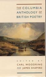 The Columbia Anthology of British Poetry