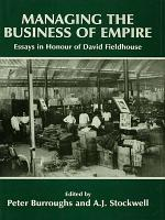 Managing the Business of Empire PDF